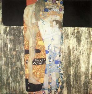 Густав Климт (1862-1918) «Три возраста женщины» (1905)
