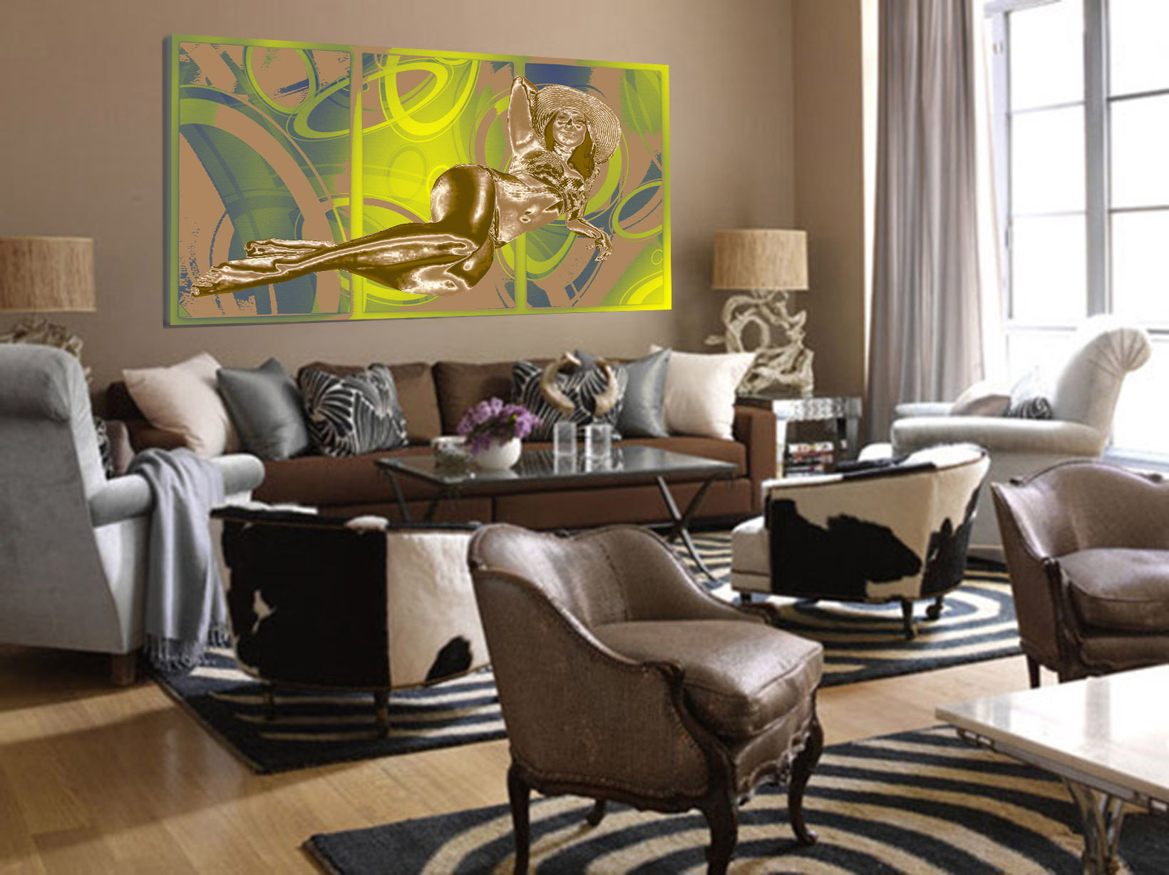 How to Use Neutral Colors without Being Boring A Room by