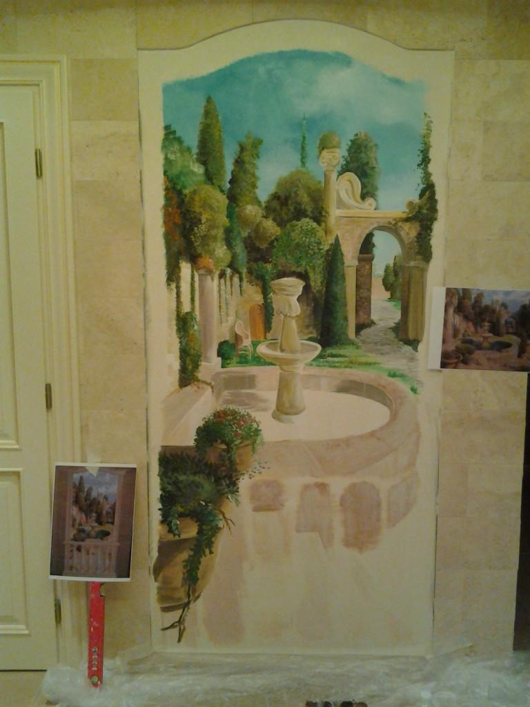 итальянский рисунок