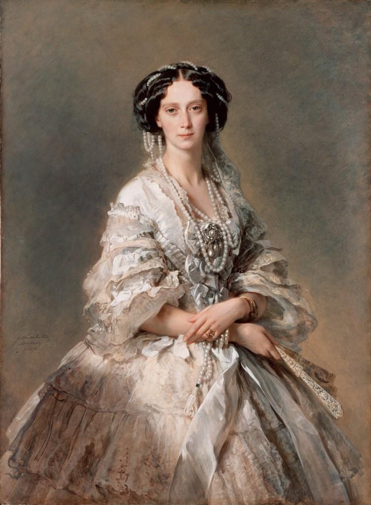 портрет императрицы на заказ