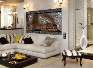 интерьерная картина на стену