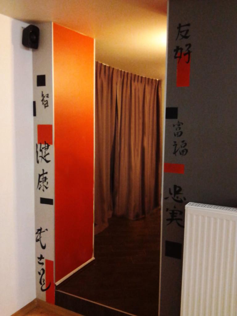 Декорирование интерьера китайскими иеролифами